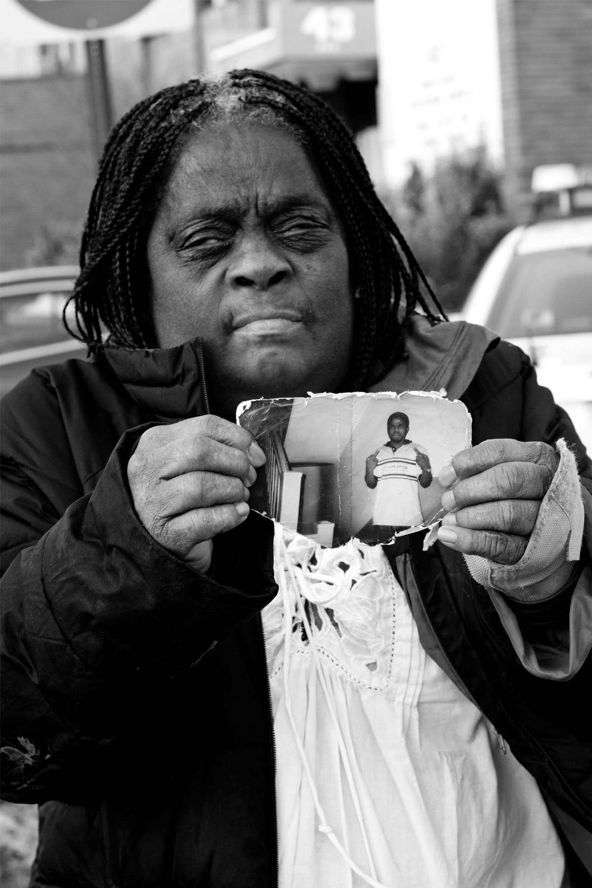 STOLEN LIVES & RESURRECTION : JUANITA YOUNG RESURRECTS HER SON MALCOLM FERGUSON MARCH 1, 2000 - PRESENT